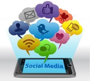 digital marketing social website development