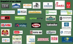 orlando florida social media digital agency client list