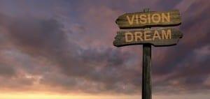 business vision focus success