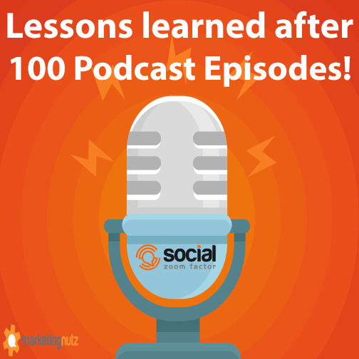 social media podcast tips
