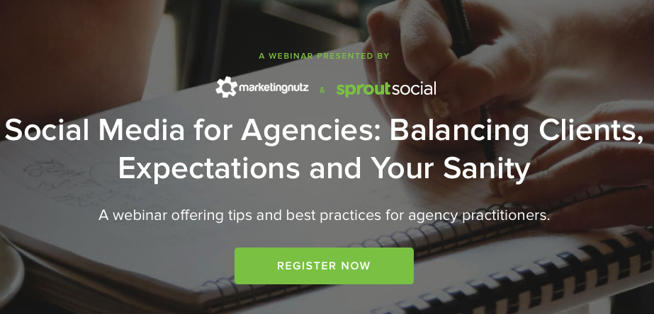 social media agency marketing nutz sprout social best practices tips