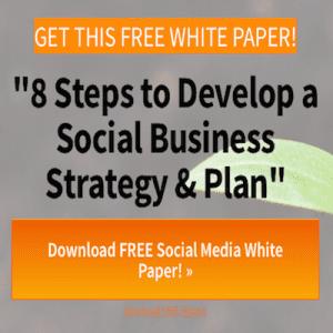 social business plan template