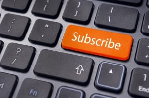 increase subscribers to email, blog, social media, podcast, video, newsletter, youtube, periscope