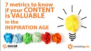 metrics to measure value content marketing inspiration age