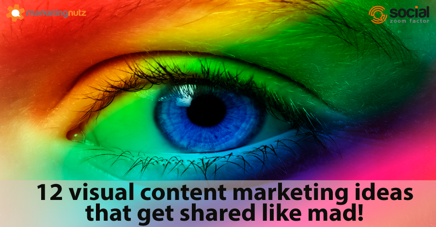 visual content marketing strategies ideas plan