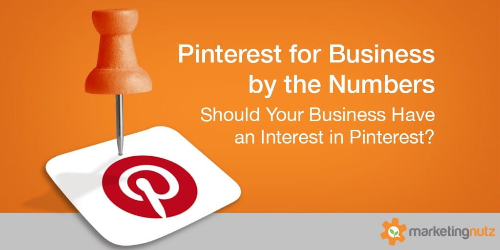 pinterest for business statistics