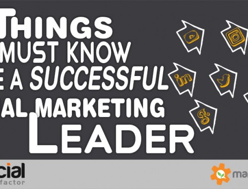 3 Things You Must Know to be Successful with Social Media Marketing