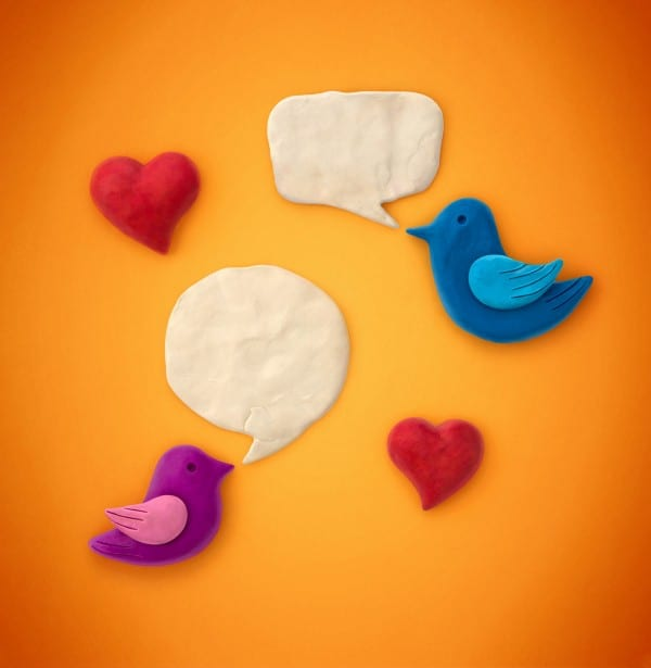twitter strategy make tweets more human