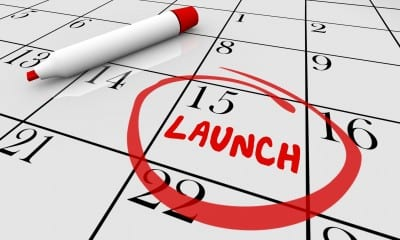 Social Media Launch Plan for New Business Product or App