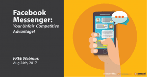 Facebook Messenger: Why, What and How for Business FREE WEBINAR