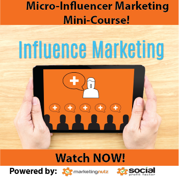 Influencer Marketing Webinar Training for Business