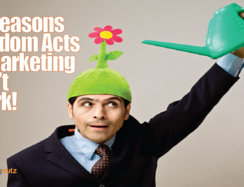 15 Reasons Random Acts of Marketing & Social Media (RAMs) Are Bad for Business