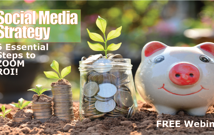 6 Steps to Build a Social Media Plan that Stomps Random Acts of Marketing [Webinar]