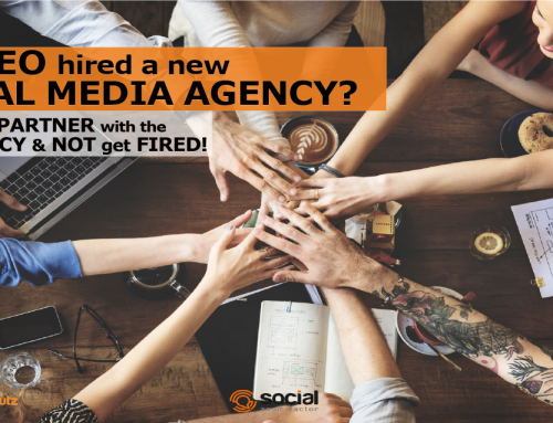 How to Partner with the New Social Media or Digital Agency Your CEO Just Hired