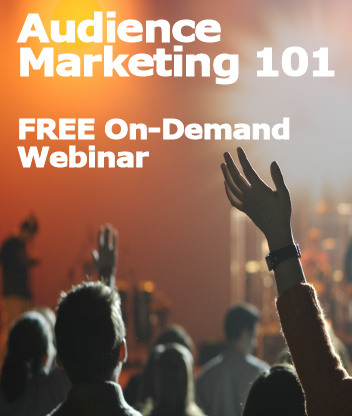 audience marketing customer first marketing webinar training
