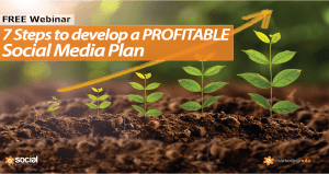 Social Media Strategy Plan Template 7 Steps Webinar Training Consulting