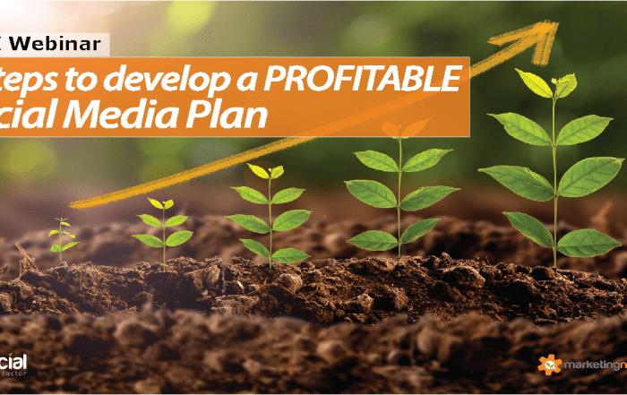 Social Media Strategy Plan Template 7 Steps Webinar Training Consulting