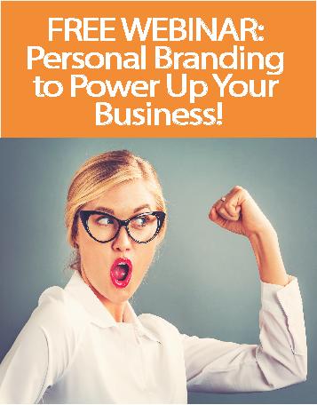 Personal Branding Training Webinar 2018