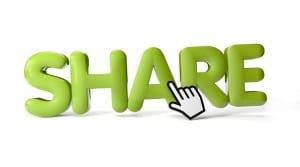 increase social media content marketing sharing