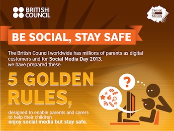 british council online internet safety for kids