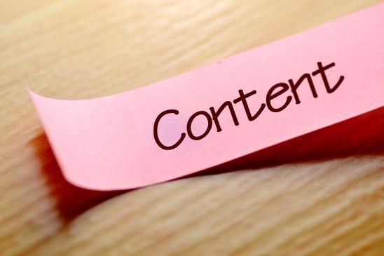 content marketing framework and plan