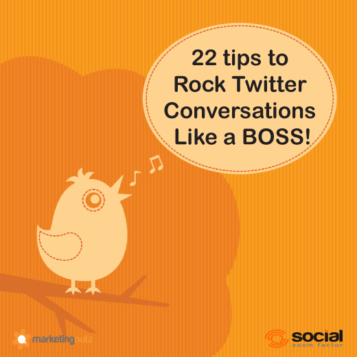 twitter training conversations content marketing