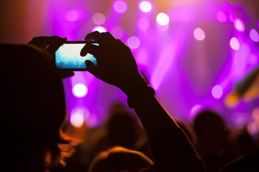 social media for event marketing audience of audiences