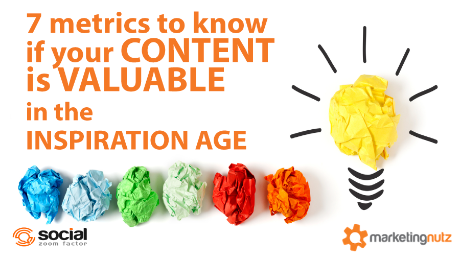 metrics to measure value content marketing inspiration age