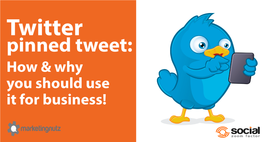 twitter pinned tweet feature how to use for business