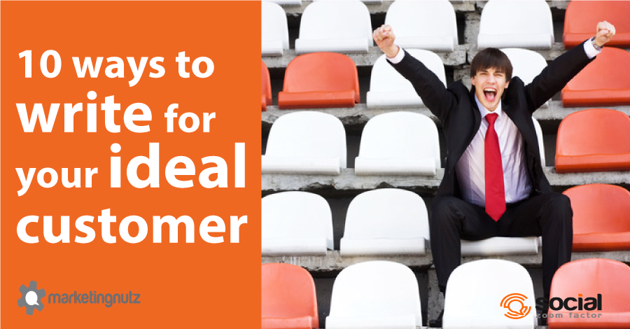 content marketing how to write for ideal customer
