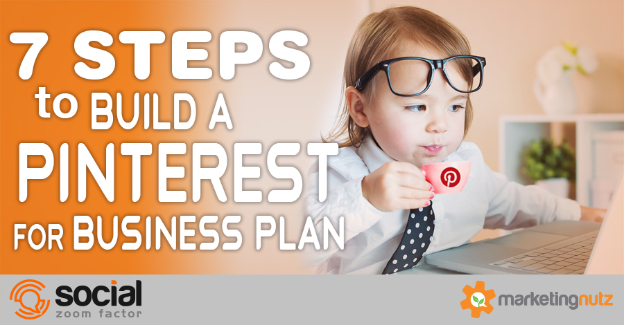 pinterest for business plan template