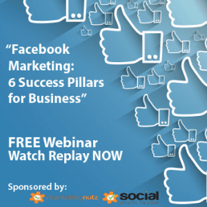 Facebook for Small Business Webinar Replay