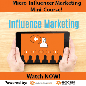Influencer Marketing Webinar Training for Business