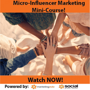 Influencer Marketing Mini Course for Business