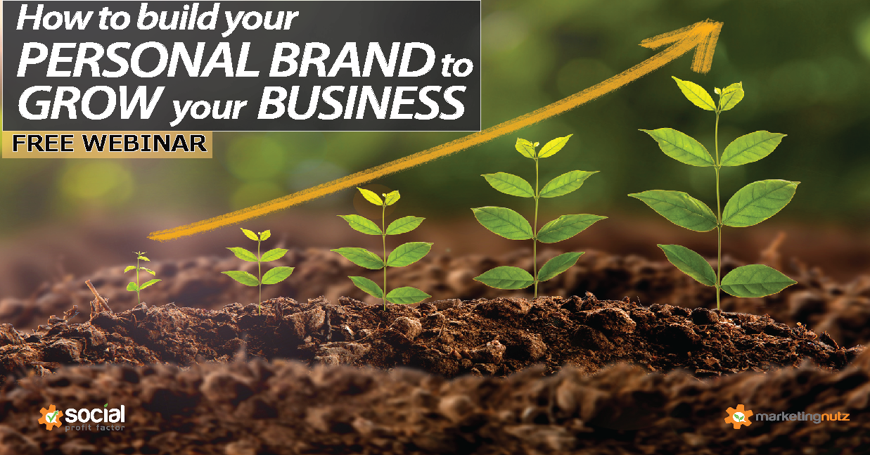 Build your Personal Business Brand: https://themarketingnutz.com