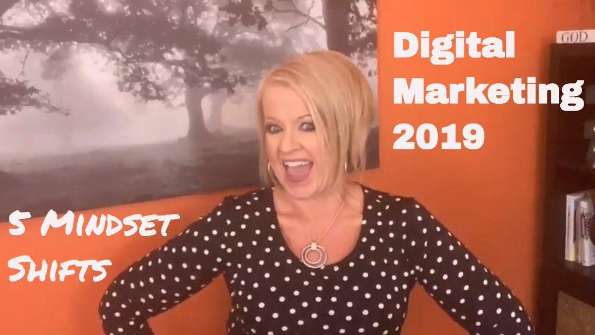Digital Marketing Trends 2019: 5 Mindset Shifts Marketers Must Get Right