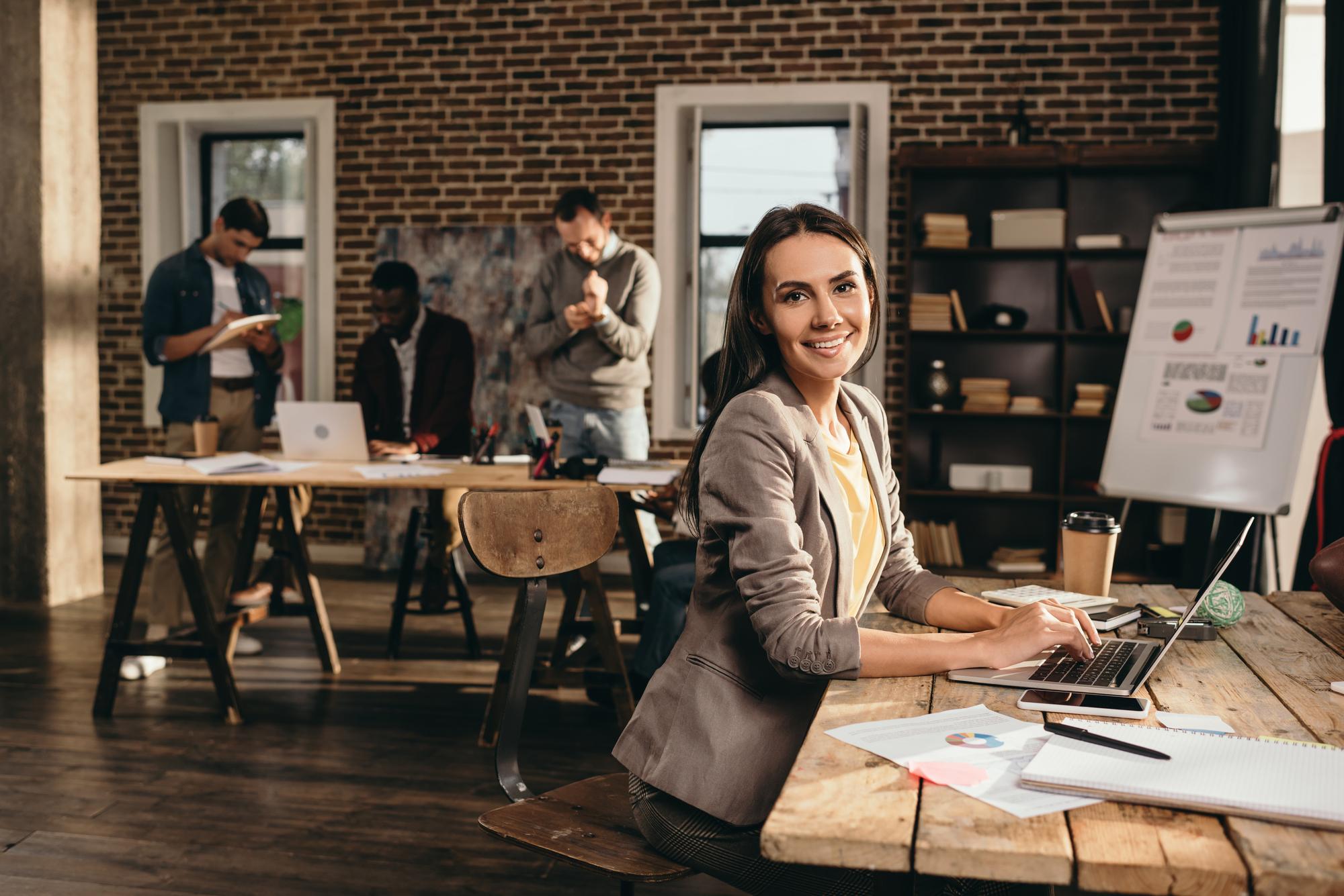 entrepreneur training consulting marketing branding services agency
