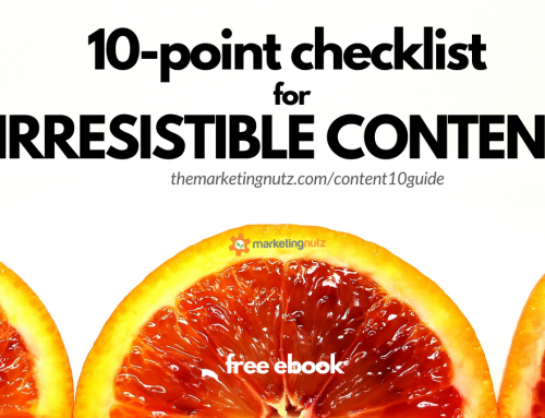 10-Point Checklist for Irresistible Content [podcast + free guide]