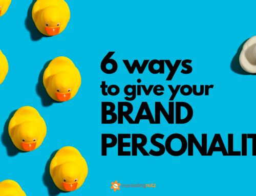 Give Your Brand Personality with These 6 Tips [podcast + worksheets]